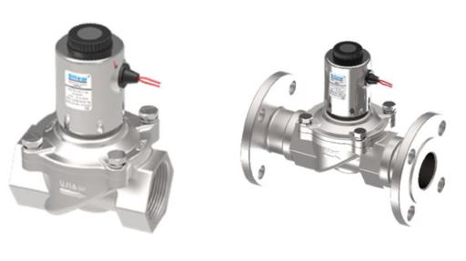MCP series for steam zero pressure operation