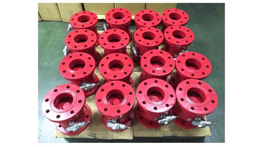 BTR BFR fire fighting pressure reducing valves