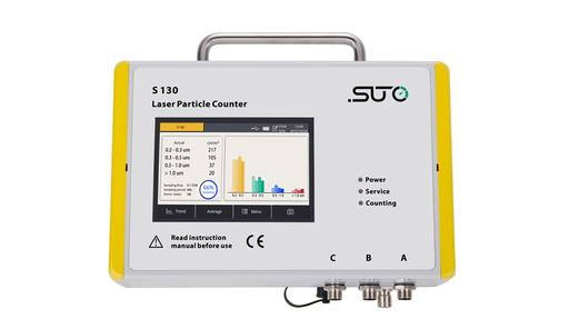 S130 laser particle counter