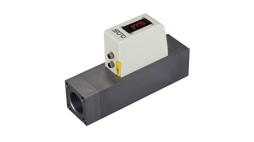 S 418 flow sensor for air or gas with integral data logger