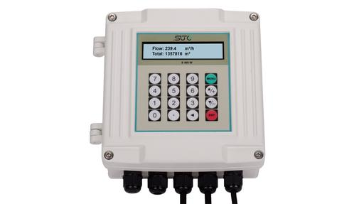 S 460 wall mounted ultrasonic flow meter