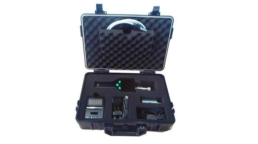 S 505 dew point sensor portable kit including optional bluetooth printer