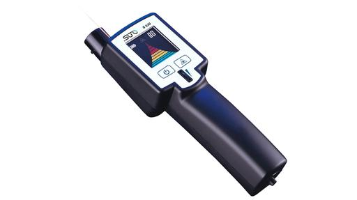 S 530 hand held ultrasonic leak detector