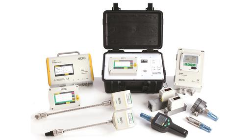SUTO-iTEC GmbH measurement solutions for compressed air & gases and air purity analysis