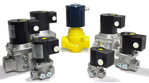 2 2 Solenoid Valves Normally Closed And Normally Open