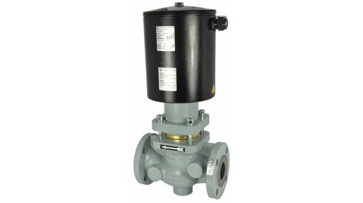 High pressure EN161 gas solenoid valves up to 40bar with ATEX certification