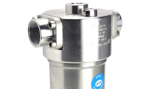 310L2 stainless steel lubricator