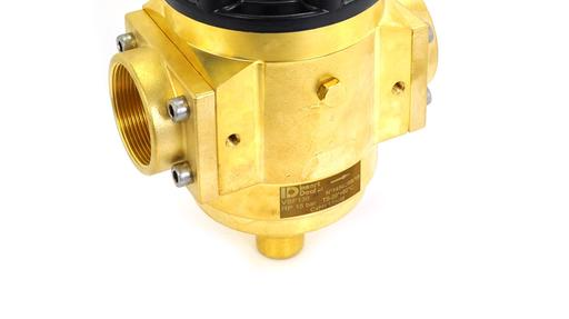 VSF130 brass relief valve for fuels