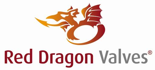 Red Dragon Valves Logo