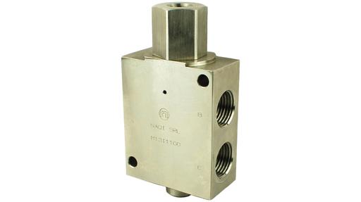 3 way air operated valve