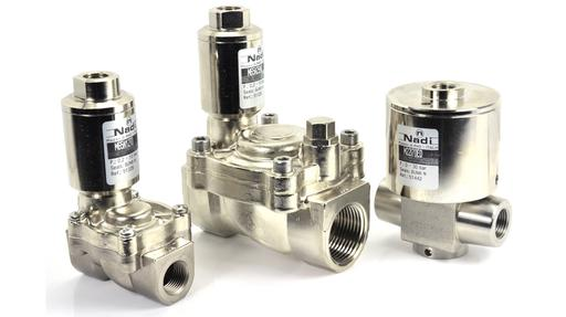 M series air pilot operated valves