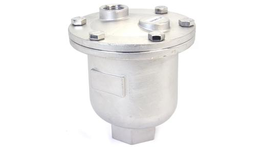 P40 air release valves stainless steel