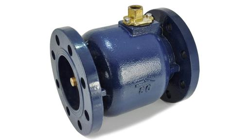 pilot float operated level control valve