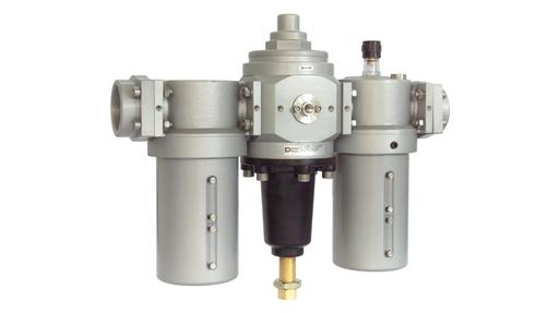 FRL15 high flow air preparation