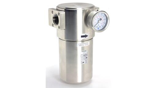 "1"" stainless steel ATEX filter"