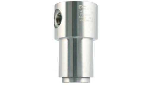 HPF314 high pressure filter with MOCA certification