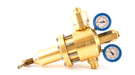 R1000 very high flow regulator