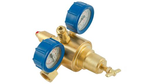R1200 high pressure brass regulator