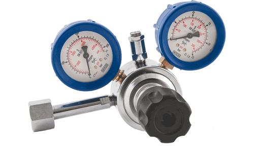R133 high pressure brass regulator
