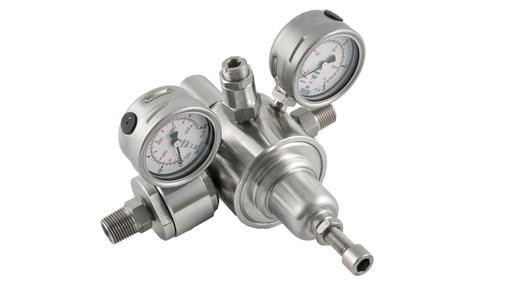 R31200 high pressure stainless steel regulator