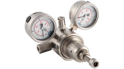 R3133 high pressure stainless steel regulator