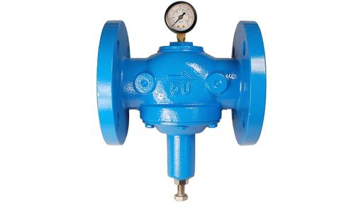 RET-F series direct acting pressure reducing valves cast iron body