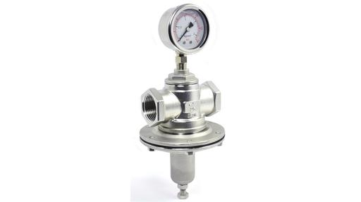 "RELT RELF series direct acting low pressure reducing valves 1/2"" to 6"" flanged"