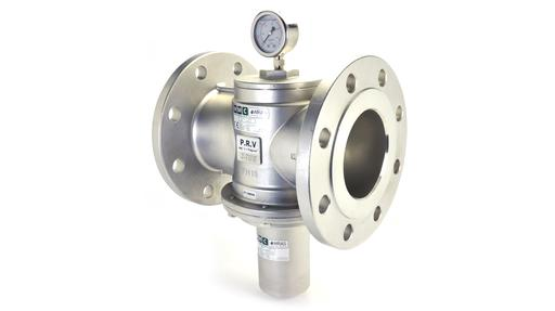 New P48 Stainless Steel PRV with WRAS compliance