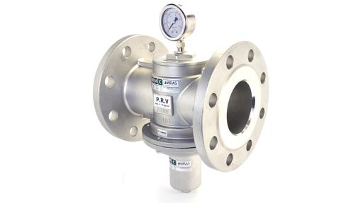P48I80FL3 DN80 3in 316SS WRAS pressure reducing valve