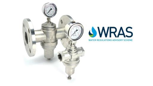 P48 WRAS approved reducing valves