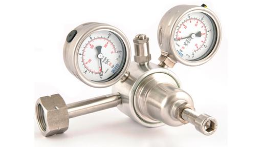 ammonia cylinder regulator