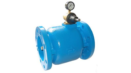 high flow pressure sustaining valves for water