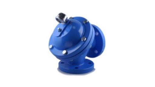P12 flanged angle pattern water hammer arrestor