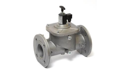 manual reset gas solenoid valve