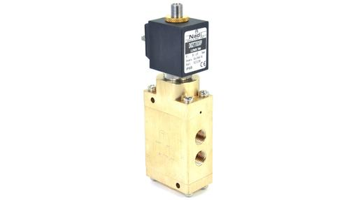 D02 series 5/2 solenoid valve from NADI