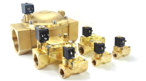 two way pilot operated solenoid valves