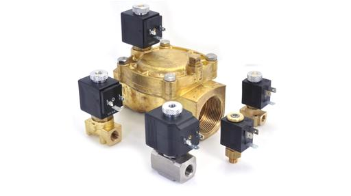 "N series 1/8"" to 2"" brass and stainless steel IP65"