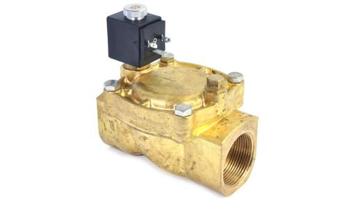 N03 3/8″-2″ 2/2 Normally Open Solenoid Valve Brass and Stainless Steel