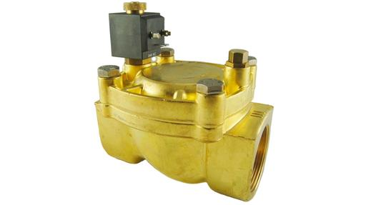 N23 3/8″-1″ 2/2 Normally Open Solenoid Valve High Flow