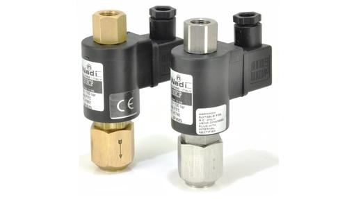 L09 1/4″ 2/2 Normally Open Solenoid Valve High Pressure 100 bar