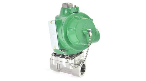 L36 3/8″-1″ 2/2 Normally Closed Solenoid Valve Stainless Steel IP67