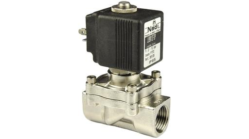 "3/4"" stainless steel cryogenic solenoid valve"
