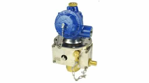 HT2980 CO2 fire suppression solenoid valve