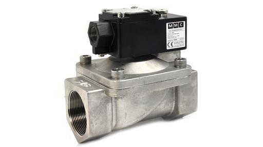 Solenoid valves for Cyprus