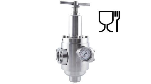 MOCA Certified Pressure Regulators
